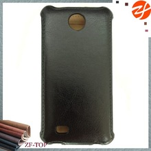 mobile phone leather case for Samsung Galaxy SL I9003