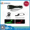 WF-C8Q5 240lumen rechargeable hunting flashlight flashlight gun (CE&RoHS)