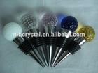 golf ball wine stopper MH-QT0236