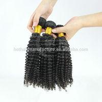 full bundles brazilian kinky curly human hair weave 28inch kinky curly hair