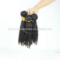 10inch mongolian kinky curly hair extension afro kinky human hair for braiding