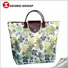 recycle custom shopping bag bamboo tote bag