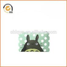 Totoro Zipper Pouch / Camera Bag in Miyazaki's My Neighbor Totoro Mint Polka Dots by Chiqun Dongguan CQ-H03002