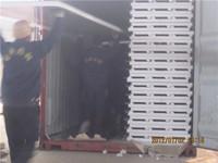 modular built in africa prefabricated ware housework shop
