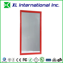 two-layer automatic glass sliding door to display cooler