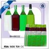 Food Grade Custom Cooling portable bottle cooler box gel bottle cool