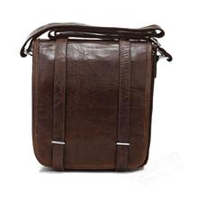 2014 New genuine leather shoulder bag for man laptop bag cross body bag