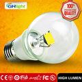 Fabricante 220 v e27 5 W nuevo alto voltaje más de gran alcance led bulbo de la linterna para motocicletas