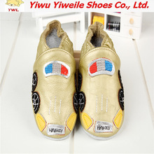 wholesale soft solid custom leather newborn skidders volleyball shoes
