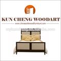 2014 in legno massello letto singolo studente/a buon mercato prezzo unico disegni letto in legno