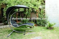 metal swing frame for garden swing chair