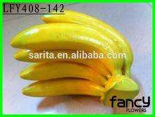 Decorative fruit artificial fake bananas