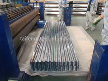 factory for corrugated aluminum sheet