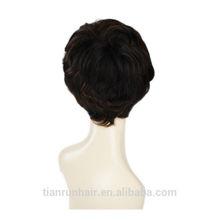 Factory wholesale 100% remy hair cheap brazilian vrigin lace front