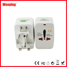 HOT Sale good quality world travel adapter 2014 hot promotional gifts office
