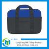 Fancy newest design black neoprene laptop bag Freestyle Computer Messenger Bag