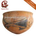 Archaized decoraciones macetas de cerámica