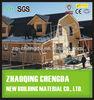 Plain Roof Tiles Type / asphalt fiberglass color granules Material/ cheap asphalt shingles