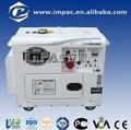 caliente silencioso de pequeña potencia tipos generadores de su casa