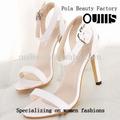 chine chaussures de mode des femmes sandales robe pf3068