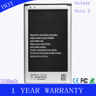 EB595675LU Li-ion 3.7V 3100mAh Battery For Samsung Galaxy Note2 N7100 Phone Battery