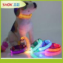 promotional custom dog collar