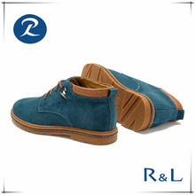 The newest winter cotton-padded warm leather wholesale shoes in california
