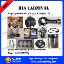 Engine parts for KIA Carnival K5 2.5L