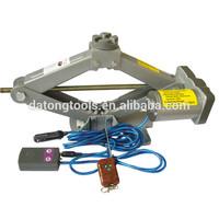 DC 12 V Electrical scissor jack