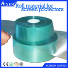 Blue screen protector/screen film/screen guard roll material clear matte privacy all kinds