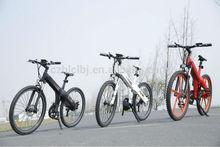 converting electric bike Al alloy frame Electric bike with 36V hidden lithium battery EN15194