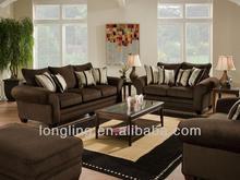 LK-HA18-1 chic new sofa set design