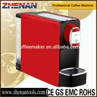 electrical espresso coffee machine capsule nescafe nespresso fully automatic coffee machine