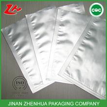 Food vacuum aluminum frozen bag customer design package