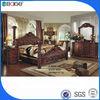 F-8008 Hispania king bed Italianism bed Italian king bed
