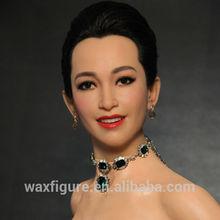 nude wax figure of china movie actor wax figure