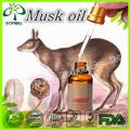 Puro aceite de almizcle/almizcle blanco aceite/almizcle egipcio de aceite