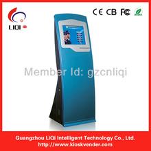 Tourist Resort Information Inquiry Kiosk, automatic ticket vending machine