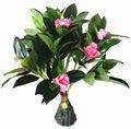 Venta al por mayor artificial perfumado ramo de flores