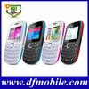 Unlocked 2.0 INCH QVGA TV Quad Band GPRS WAP Dual SIM Card Techno Phone D101