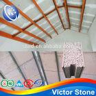 Lightweight waterproof heat insulation EPS cement sandwich panel roof sheet