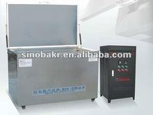 Single slot ultrasonic car washing tools and equipment