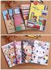 New Cute Mini Printing Notebooks - Korean Stationery