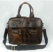 2 pieces pocket frame mens leather bag for busniess,shoulder bag, handbag
