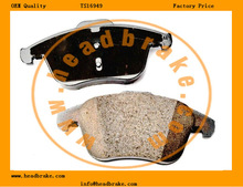 brake pads for AUDI Q5 SUV 8K0698151A