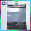 cheap custom printed ziplock t-shirt plastic packaging bag