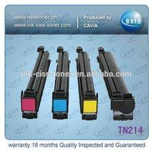 China supplier color toner cartridge for Konica Minolta bizhub c200