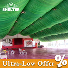 Luxury Party Tent Curtains Hot Sale