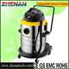 ZN1201-60L 2.5m Hose Industry Vacuum Cleaner Hepa Filter with water pipe