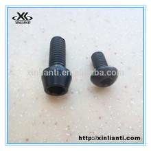 DIN912 Gr2 hex socket titanium screws